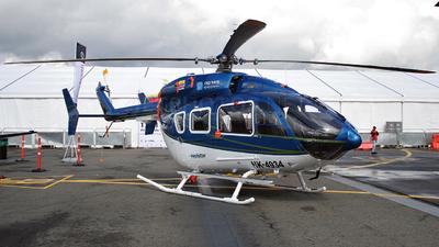 HK-4934 - Eurocopter EC 145 - HeliStar
