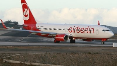 D-ABKS - Boeing 737-86J - Air Berlin