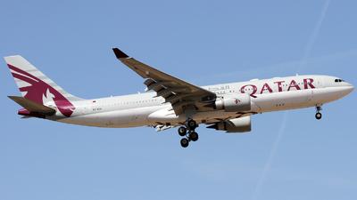 A7-ACA - Airbus A330-203 - Qatar Airways