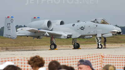 81-0964 - Fairchild A-10A Thunderbolt II - United States - US Air Force (USAF)
