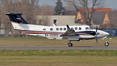 RA-02812 - Beechcraft B300 King Air 350 - Private