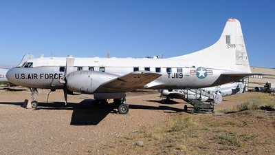 52-1119 - Convair T-29C Flying Classroom - United States - US Air Force (USAF)