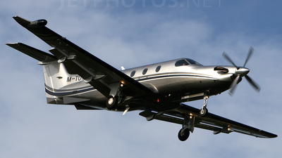 M-TOMS - Pilatus PC-12/47E - Private
