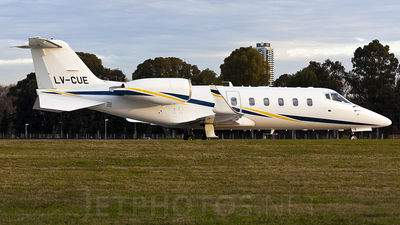 A picture of LVCUE - Learjet 60 - [60196] - © LuisOL