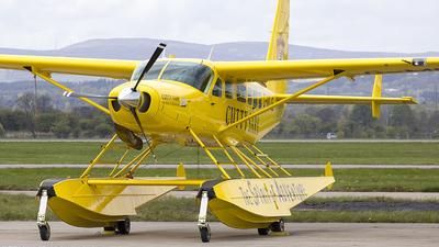 A picture of GMDJE - Cessna 208 Caravan I - [20800336] - © peter adams