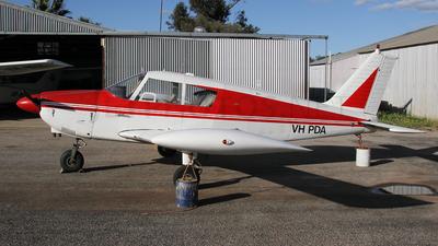 VH-PDA - Piper PA-28-180 Cherokee C - Private