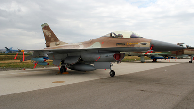 107 - General Dynamics F-16A Netz - Israel - Air Force