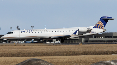 N732SK - Bombardier CRJ-701 - United Express (SkyWest Airlines)