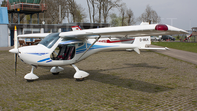A picture of DMILK - Remos G3 Mirage - [117] - © Marc Ulm