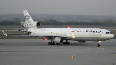 N274WA - McDonnell Douglas MD-11(F) - World Airways Cargo