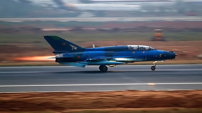 F945 - Chengdu FT-7B - Bangladesh - Air Force