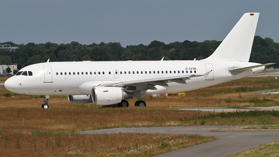 D-AVYK - Airbus A319-115(CJ) - Private