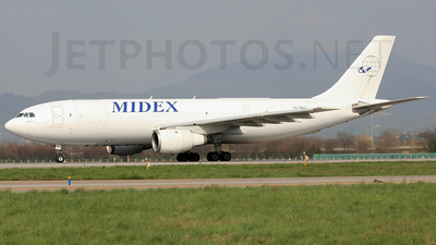 A6-MDC - Airbus A300B4-203(F) - Midex Airlines