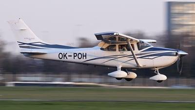 OK-POH - Cessna 182T Skylane - Private
