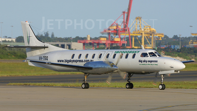 VH-TGQ - Fairchild SA227-AC Metro III - Big Sky Express