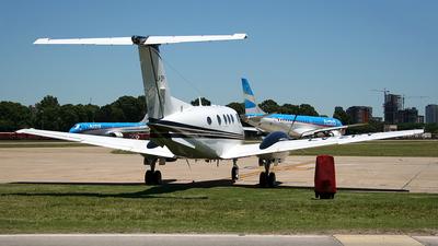 LV-ZPY - Beechcraft F90 King Air - Bravo Foxtrot