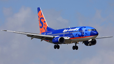 N710SY - Boeing 737-73V - Sun Country Airlines