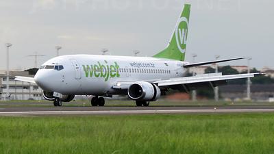 PR-WJU - Boeing 737-36N - WebJet Linhas Aéreas