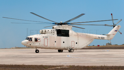 RA-06261 - Mil Mi-26T Halo - UTair Aviation