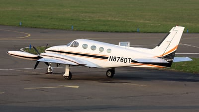 A picture of N876DT -  - [] - © Three Forty