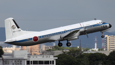02-1158 - NAMC YS-11P - Japan - Air Self Defence Force (JASDF)