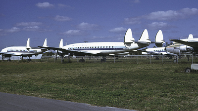 N6205C - Lockheed L-1049 Super Constellation - Eastern Air Lines