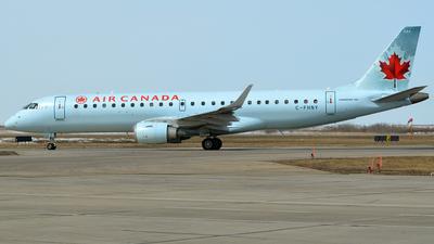 C-FHNY - Embraer 190-100IGW - Air Canada