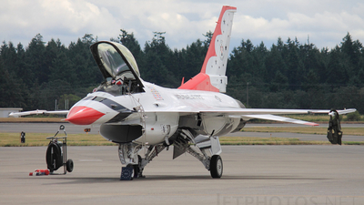 92-3890 - Lockheed Martin F-16CM Fighting Falcon - United States - US Air Force (USAF)