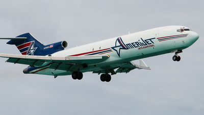 N199AJ - Boeing 727-2F9(Adv)(F) - Amerijet International