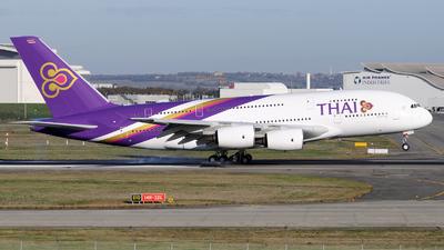 F-WWAT - Airbus A380-841 - Thai Airways International