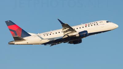 N752CZ - Embraer 170-100LR - Delta Connection (Compass Airlines)