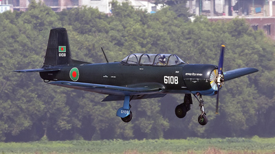 6108 - Nanchang PT-6A - Bangladesh - Air Force