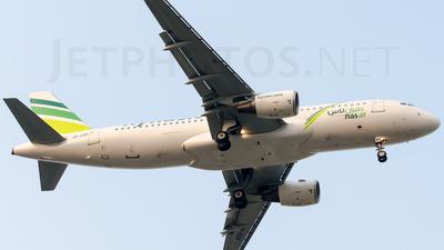 VP-CXH - Airbus A320-214 - Nas Air