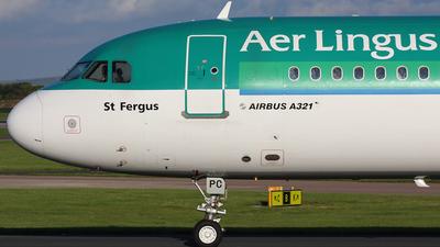 EI-CPC - Airbus A321-211 - Aer Lingus