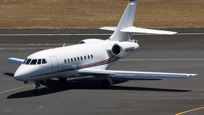 N296QS - Dassault Falcon 2000 - NetJets Aviation
