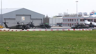 EHRD - Airport - Ramp