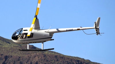 D-HAIC - Robinson R44 Clipper II - Aeroheli International