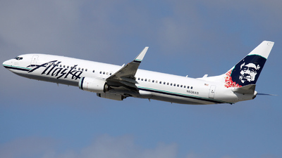 N538AS - Boeing 737-890 - Alaska Airlines