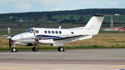 M-JACK - Beechcraft B200GT Super King Air - Private