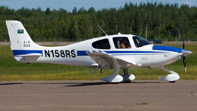 N158RS - Cirrus SR22 - Cirrus Design Corporation
