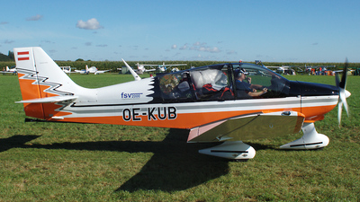 OE-KUB - Robin DR400/180 Régent - Private