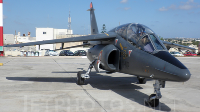 E155 - Dassault-Breguet-Dornier Alpha Jet E - France - Air Force