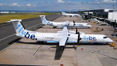 EGAC - Airport - Ramp