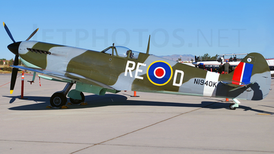 N1940K - Jurca MJ-100 Spitfire - Private