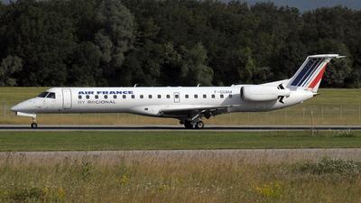 F-GUAM - Embraer ERJ-145MP - Air France (Régional Compagnie Aerienne)