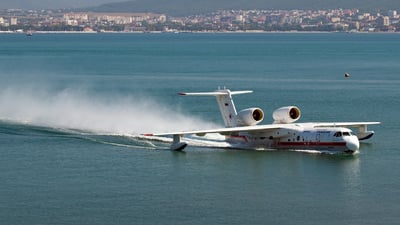 RF-32767 - Beriev Be-200ES - Russia - Ministry for Emergency Situations (MChS)