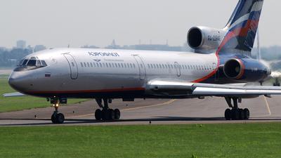 RA-85646 - Tupolev Tu-154M - Aeroflot