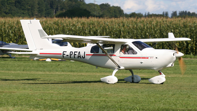 F-PFAJ - Jabiru J430 - Private