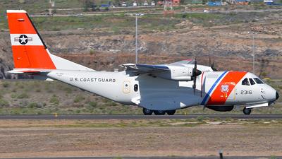 2316 - CASA HC-144A Ocean Sentry - United States - US Coast Guard (USCG)