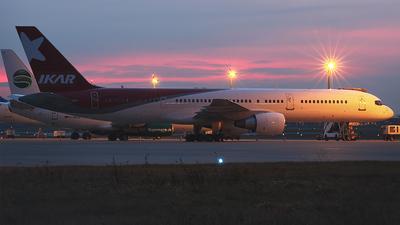 VQ-BAK - Boeing 757-2Q8 - Ikar